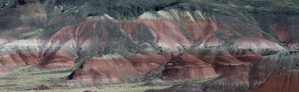 Painted Desert Panorama 2
