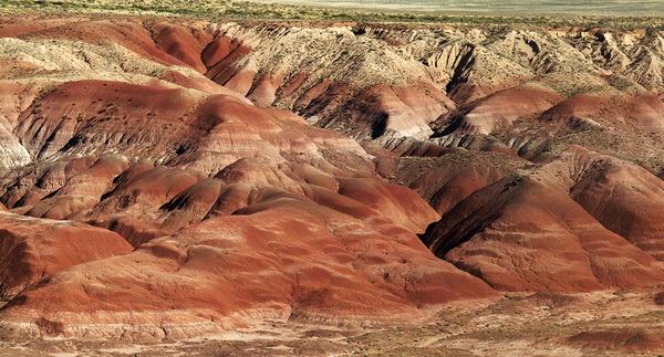 Painted Desert Panorama 3