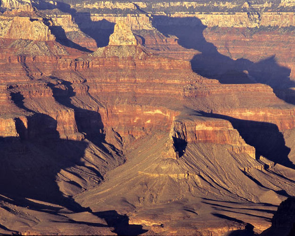 October Light, Grand Canyon